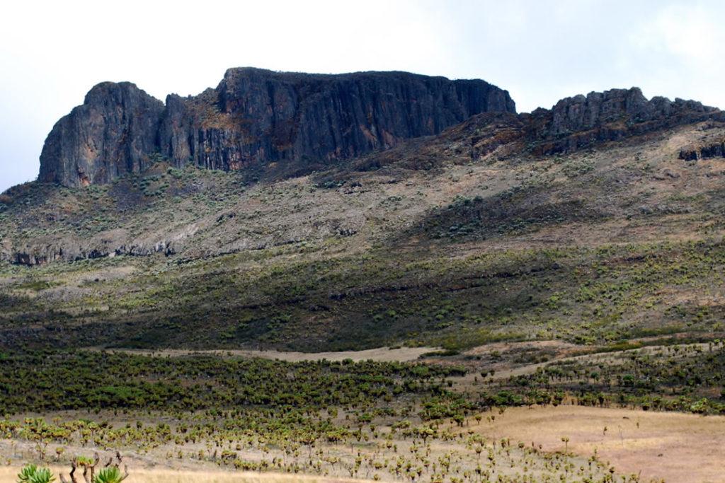 Mount Elgon 8 Days Hiking