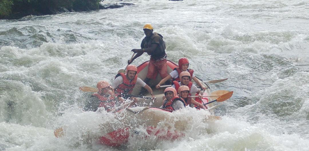 Jinja White Water Rafting Tour