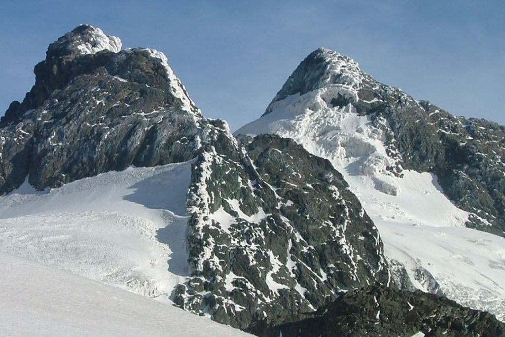 Snow Capped Mountains Uganda