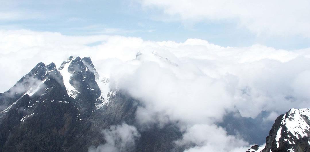 Uganda Mountain Rwenzori